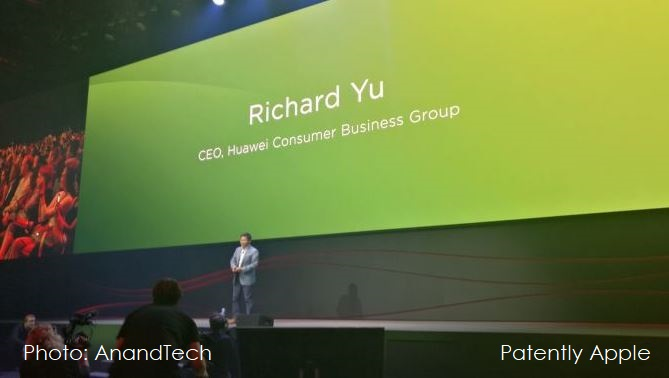 2 Richard Yu CEO Huawei