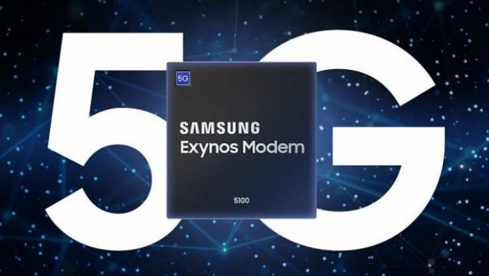 1 X2 samsung exynos 5G modems