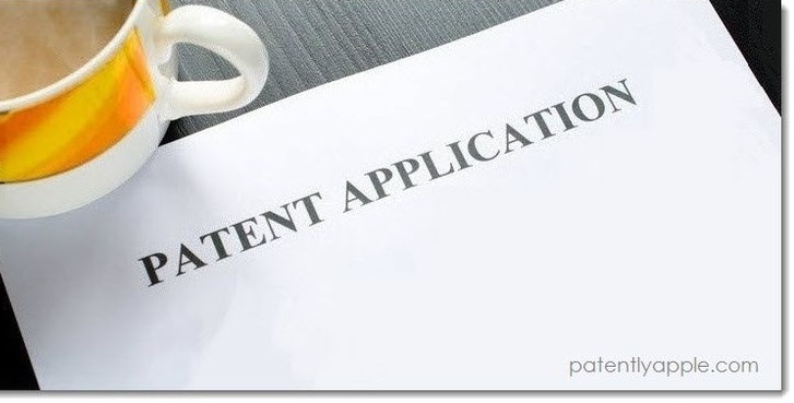 1 x cover patent applications