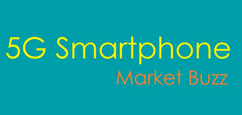 1 X 5G smartphone buzz building