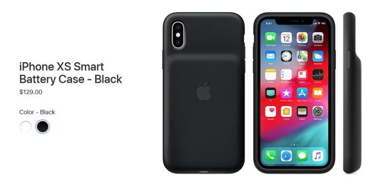 2 x Apple Smart Battery Case