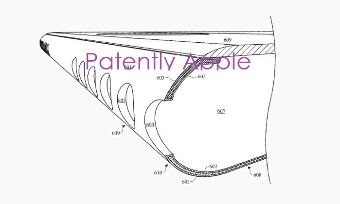 1 X cover apple patent on finishes on iphone