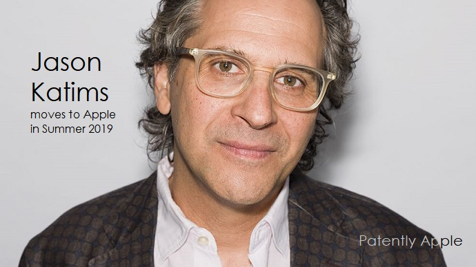 1 X cover - jason katims hired by Apple