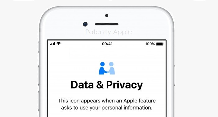 1 X Cover Data & Privacy Icon TM report