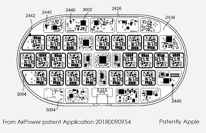 1 Cover AirPower patent figure.