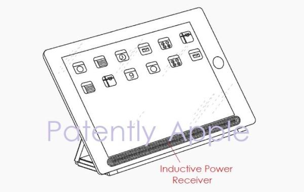 apple u0026 39 s work on an ipad cover with built