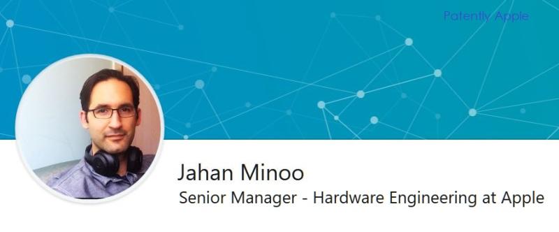 5 X Jahan Minoo Apple engineer working on over ear headphones