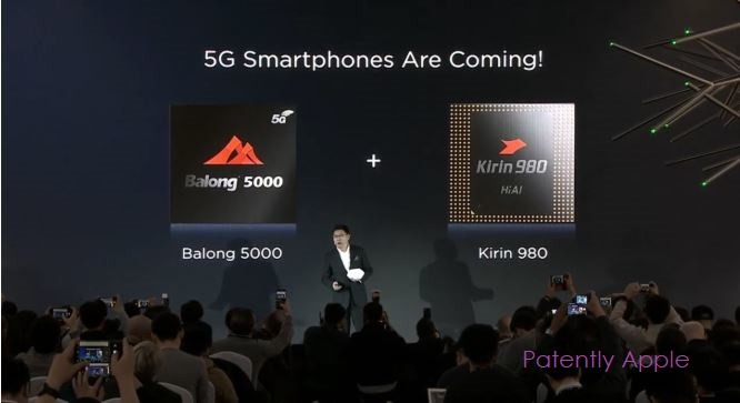 7 5G smartphone coming to MWC 2019