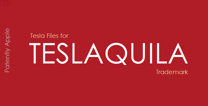 1 X Cover - Tesla files for teslaquila TM