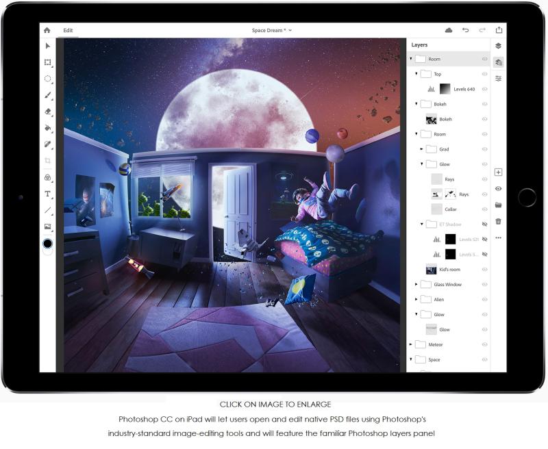 2 X - Adobe-Max iPad-Pro PS CC