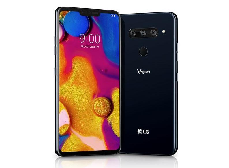 3 X lg v40 thinQ