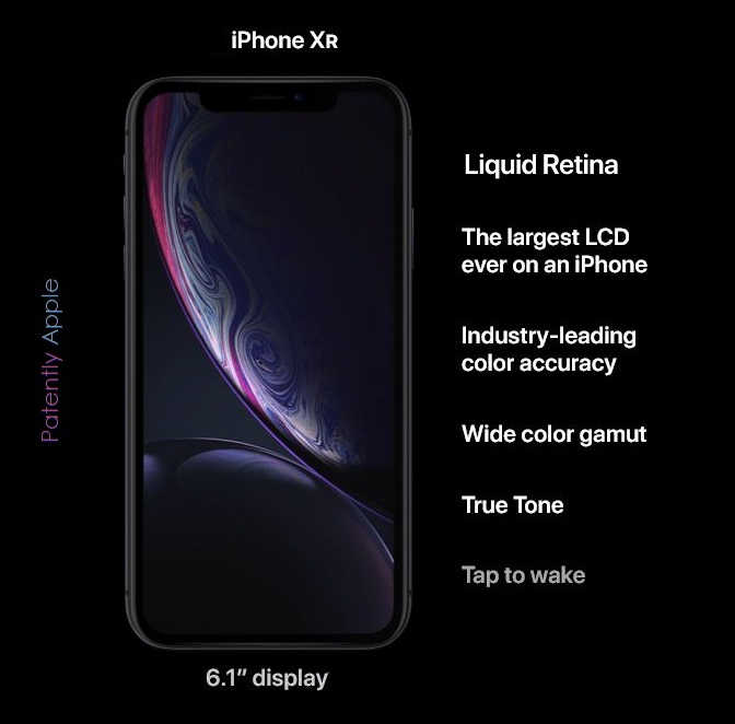 3 X IPHONE XR LIQUID RETINA IMAGE