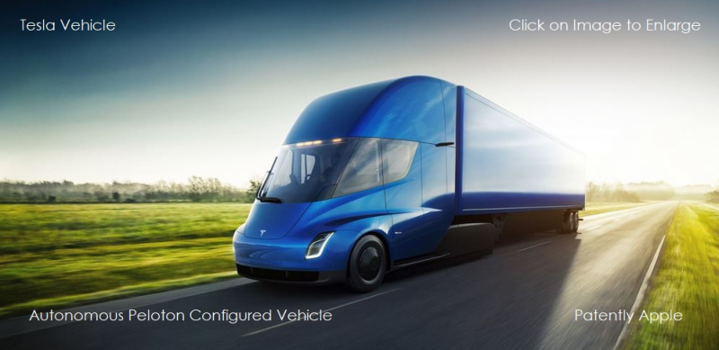 1 x COVER Tesla Pelotron  self-driving truck system