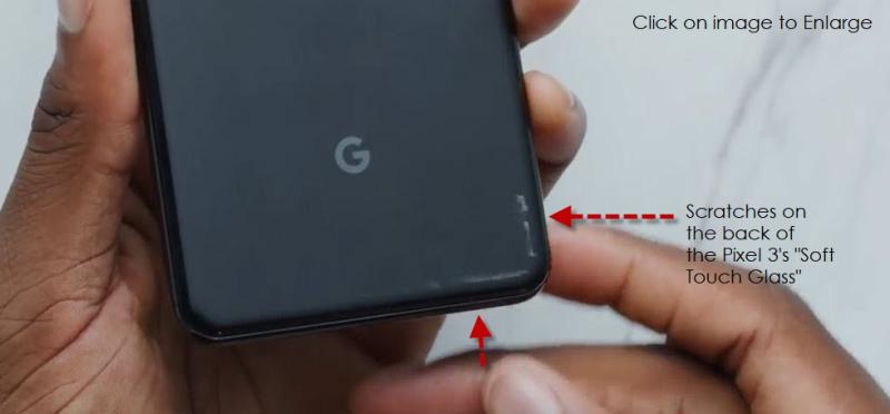 1 X cover Pixel scratchgate