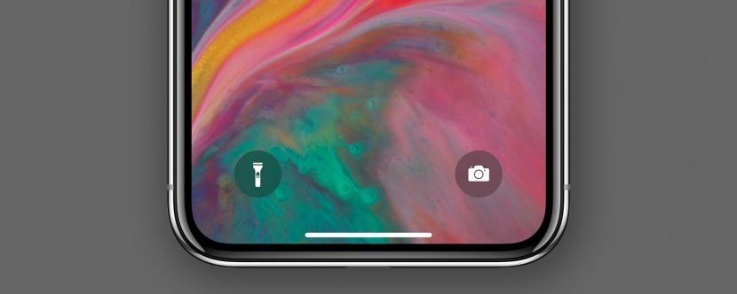 iphone 5 flashlight shortcut