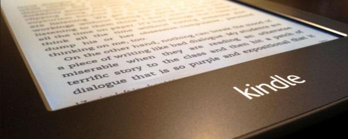 1 X Kindle image