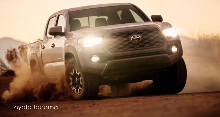 1 Cover - Toyoto Tacoma adopts CarPlay