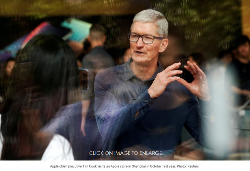 1 X COVER - TIM COOK LARGE