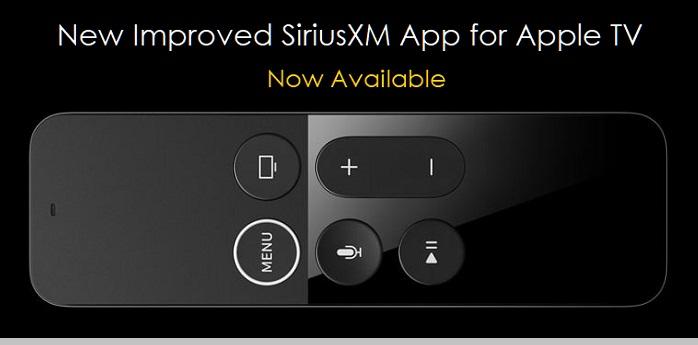 1 X cover apple tv  SiriusXM  Howard Stern announcement