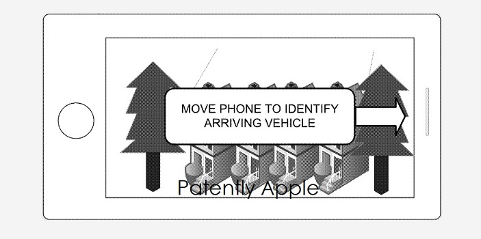 f97909663e5d 1 Cover - Apple AR APP for Uber-like services to help driver and passenger