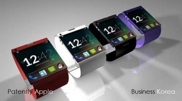 5 unknown smartwatch with camera and app dock