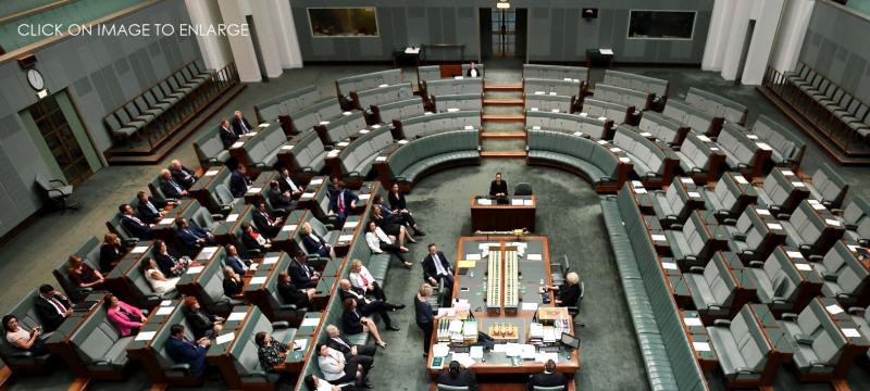 1 X Australia Parliament