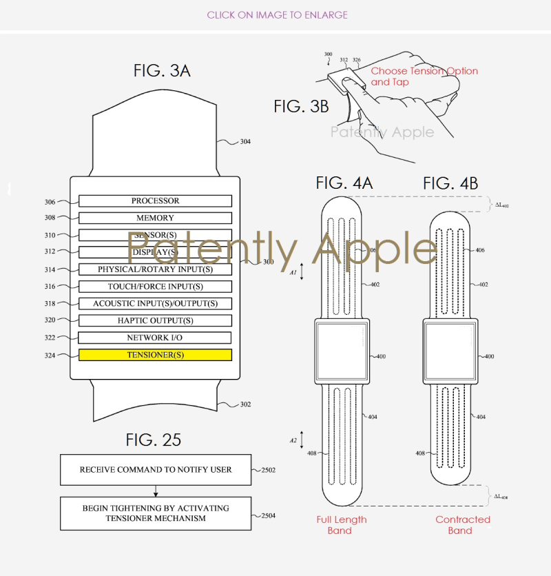 3 X2F  Apple Watch invention granted by USPTO dec 11  2018  Patently Apple Report