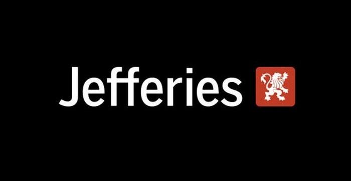 1 x cover Jefferies
