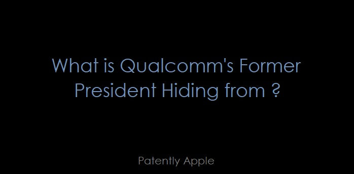 1 cover What is Qualcomm President hiding from