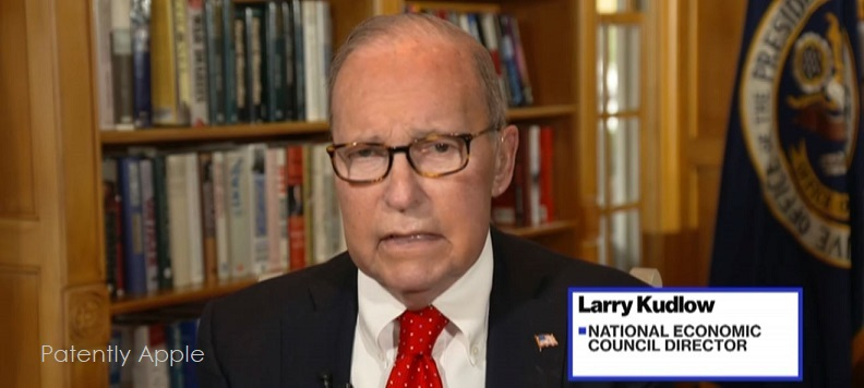 2 X Larry Kudlow  National Economic Council Director under President Trump