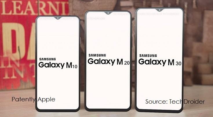 2 galaxy M series
