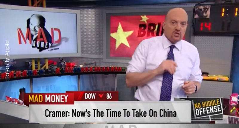2 X Jim Cramer on China