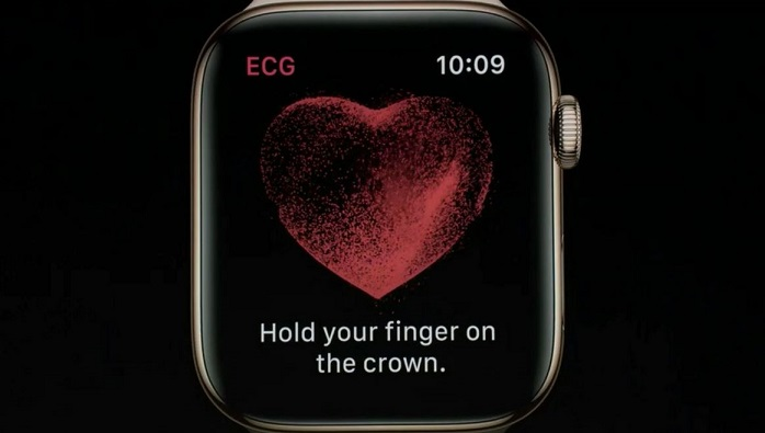 1 X cover ECG APPLE WATCH