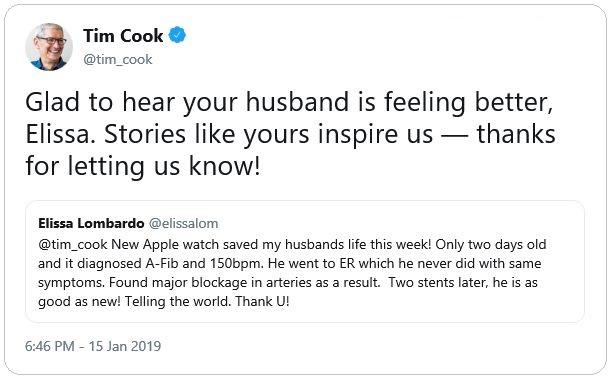 2 X tim cook apple watch