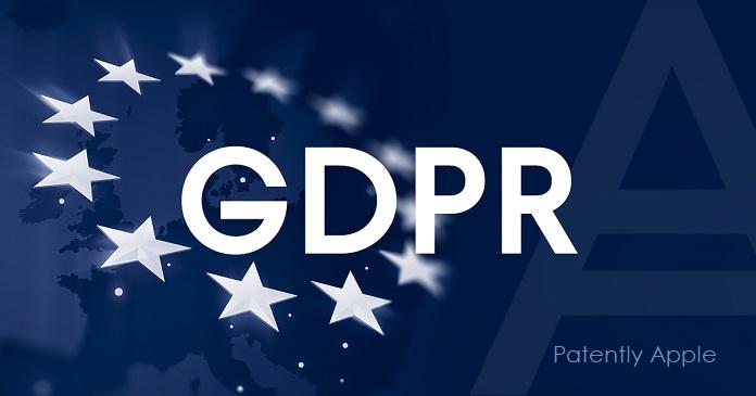1 X GDPR EU LAW