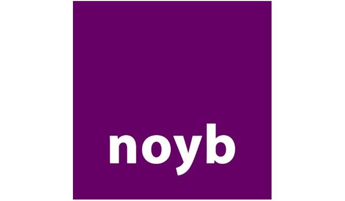 3 x logo noyb