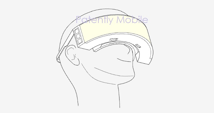 6. Samsung Next-Gen Gear VR headset - Patently Mobile report