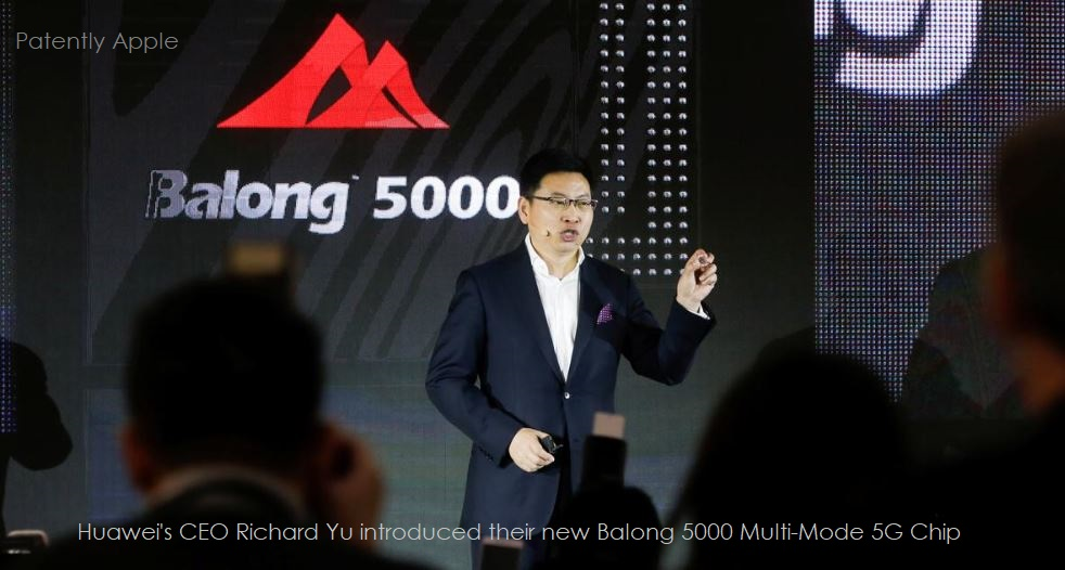 Huawei Introduced a 5G Home Modem yesterday while revealing that