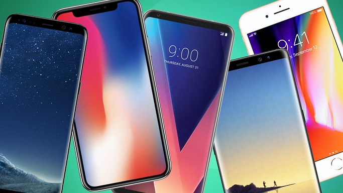 1 X cover smartphones 2018