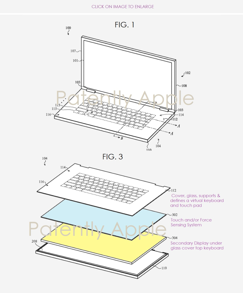 3 X next-gen keyboard