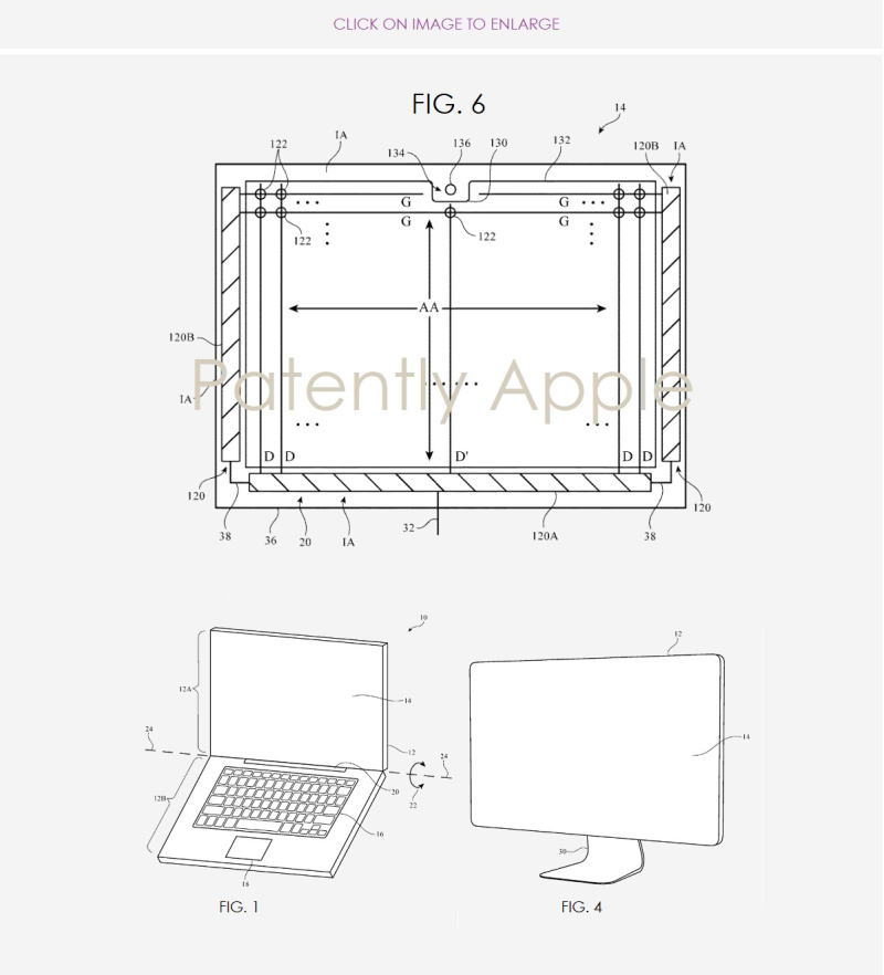 3 Apple patent for notch extending to Macs