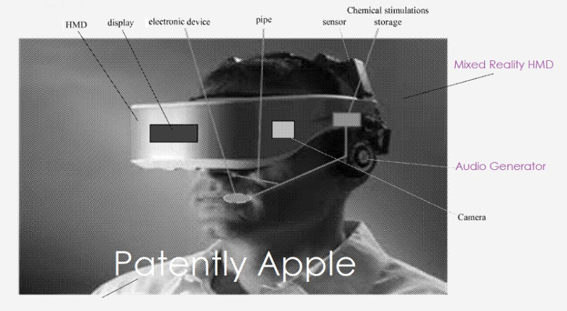 1 X Cover Intel HMD mentions Apple's ARM processors running it