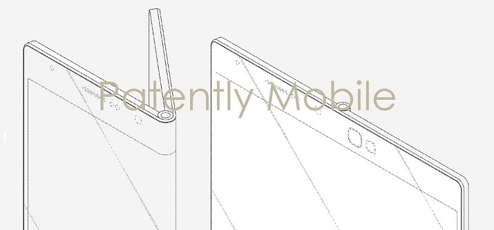 1 X cover folding samsung phone concept  one of many