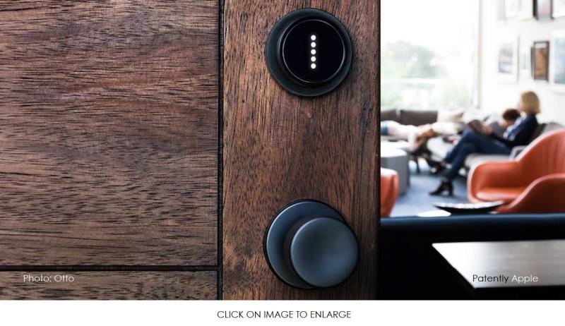 3 X Otto Door Lock