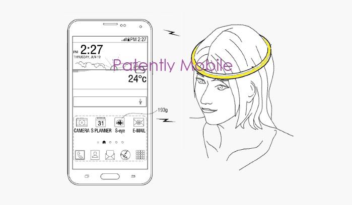 1 Samsung Brainwave app and headset
