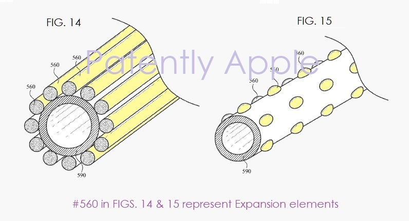3 X Apple Pencil Expansion Elements