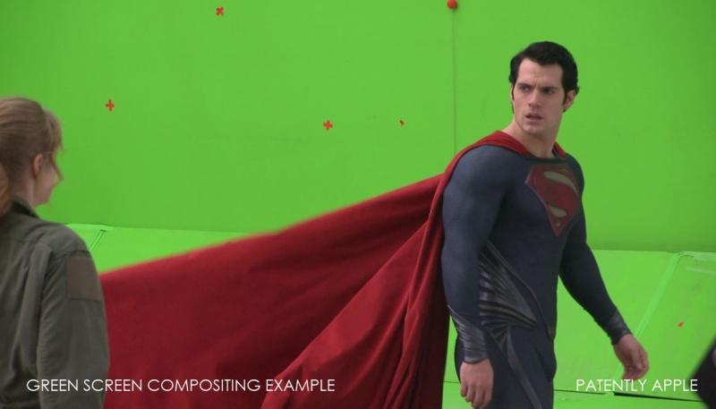 2 X Green Screen Compositing