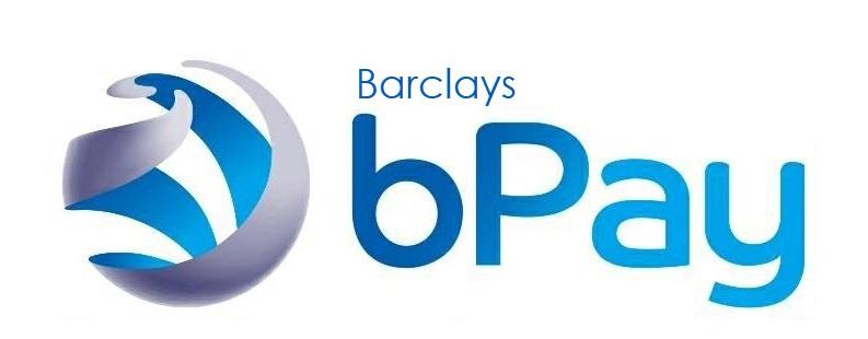 1 X Barclay BPay