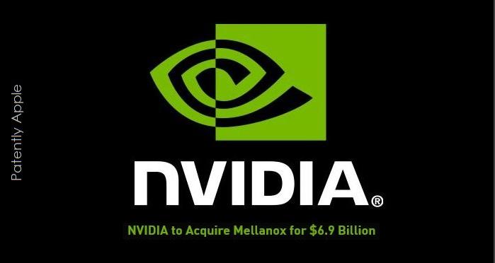 1 X cover Nvidia acquires Mellanox