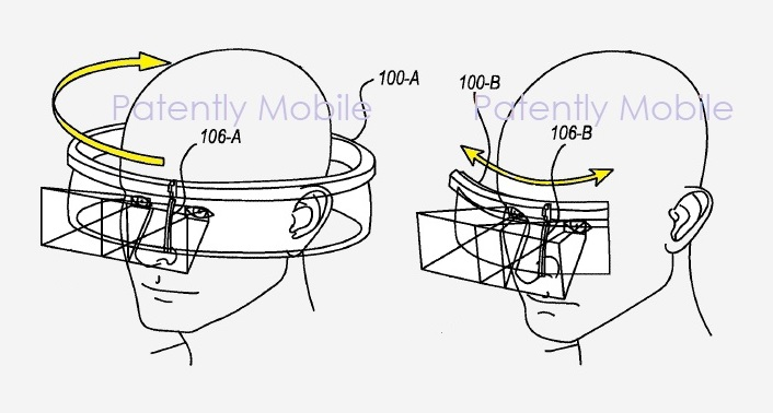 1 X Cover Microsoft HMD next-gen - Patently Mobile IP report Mar 21  2019